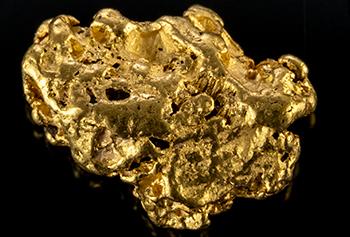 Pépite d'or 0.59g