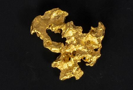 Pépite d'or 1.72g