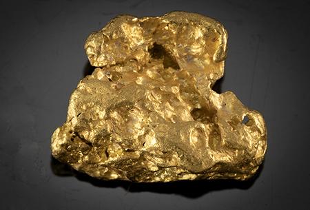 Pépite d'or 1.91g