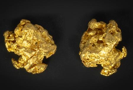 Pépite d'or 2,16g
