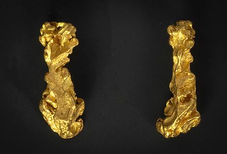 Pépite d'or 2,74g