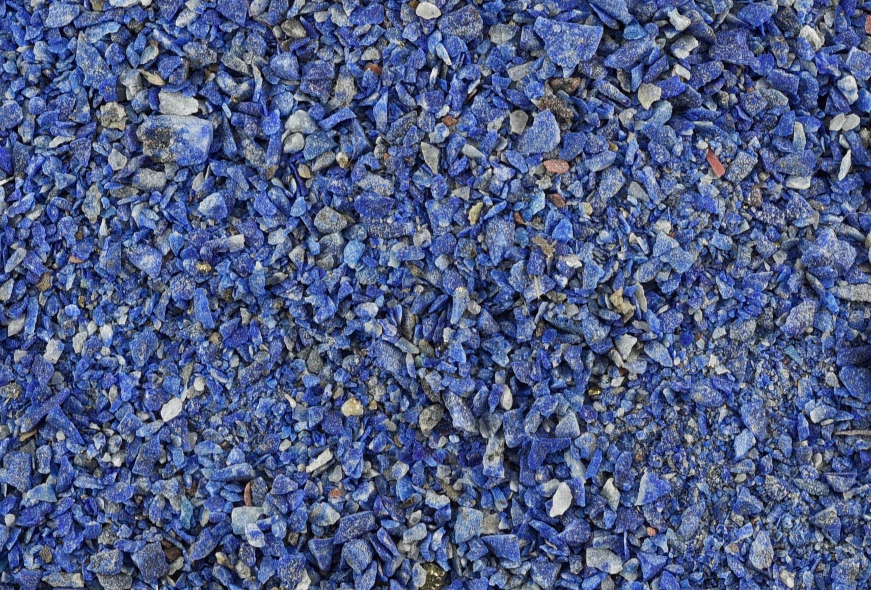 Poudre de Lapis Lazuli - Afghanistan