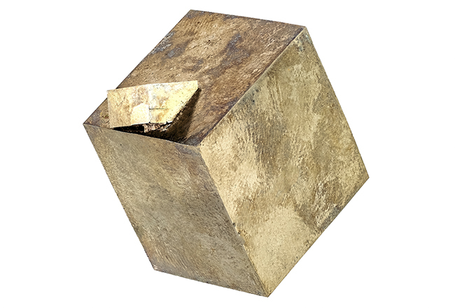 Macle de pyrite 51g