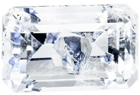 Quartz à fluorite 3.34ct