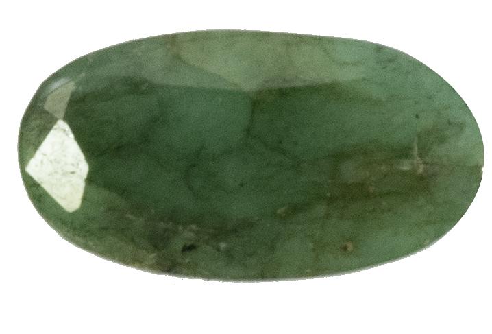saphir vert-green sapphire