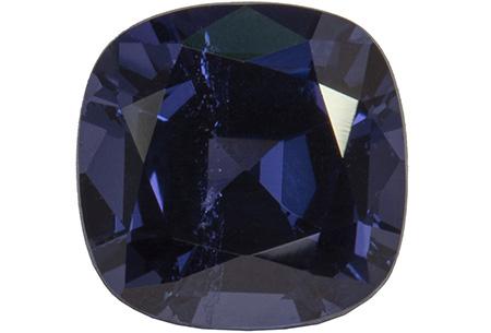 Spinelle bleu 1.84ct