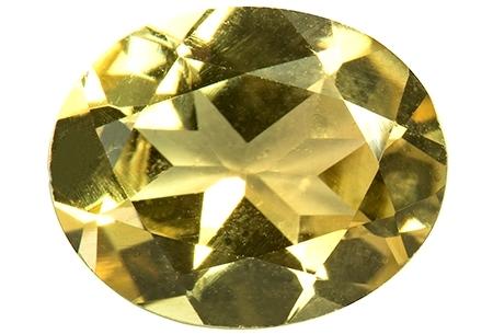 Tourmaline jaune 2.23ct