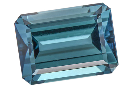 Blue indigolite tourmaline 2.99ct