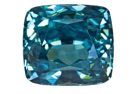 Zircon bleu 1.93ct