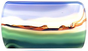 Agate paysage