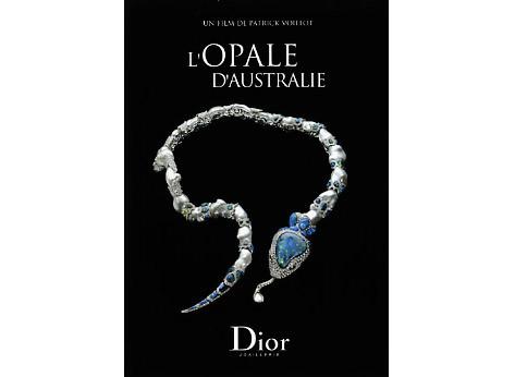 L'opale d'Australie - Patrick Voillot