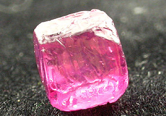 Rubis cristal