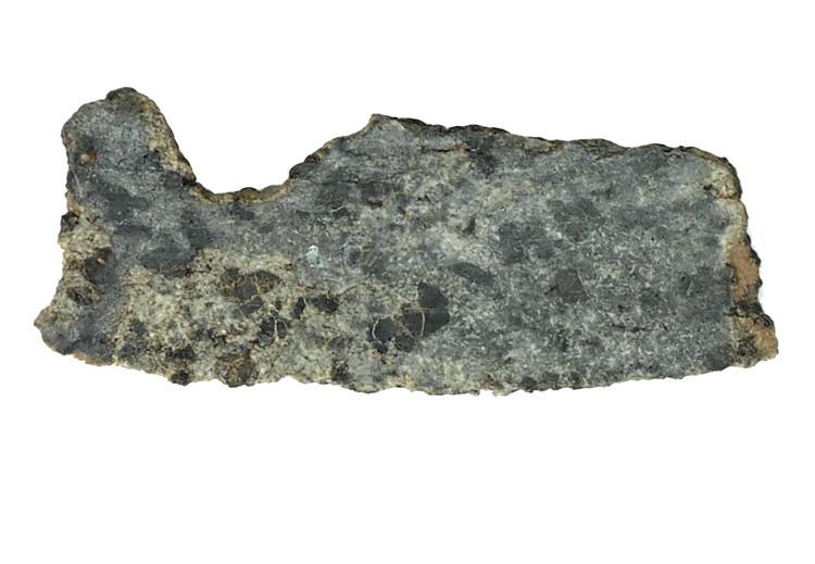 Météorite martienne - DAG735