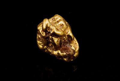 Pépite d'or