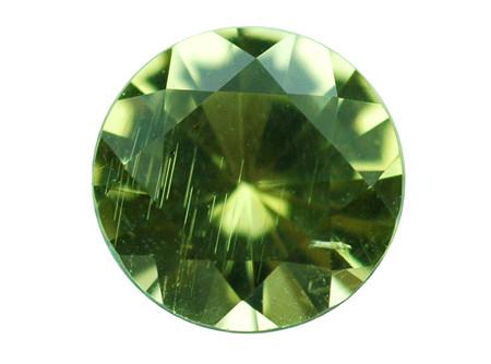 Péridot de météorite