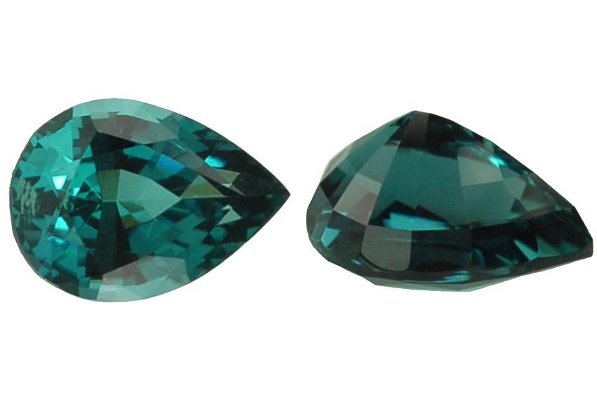Tourmaline bleue - Indigolite