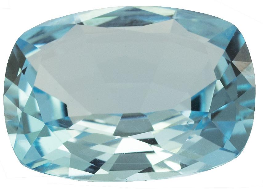 topaze sky blue ovale 16x12 step cut