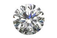 Diamant blanc GH Si 2.5mm