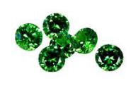 Grenat démantoïde - Oural -Qualité supérieure