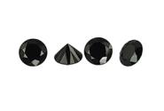 Spinelle noir calibré 1,4mm