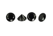 Spinelle noir calibré 2,6mm