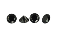 Spinelle noir calibré 2,8mm