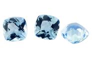 Topaze bleue Sky Blue (traitée) 3.43ct