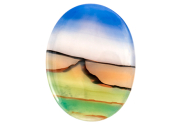 Agate paysage 12.39ct