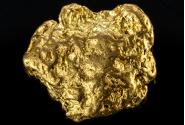 Pépite d'or 0.43g