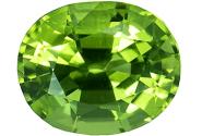 Péridot (olivine) 2.12ct