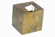 Macle de pyrite 85g