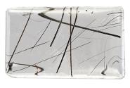 Quartz - tourmaline noire - cabochon 14.66ct