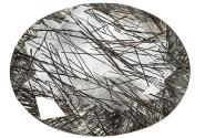 Quartz - tourmaline noire - 15.27ct
