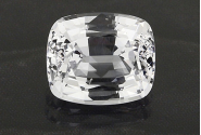 Spinelle blanc 2.42ct