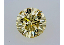 "Diamant champagne ""fancy brownish"" 0.93ct"