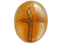 Agate croix