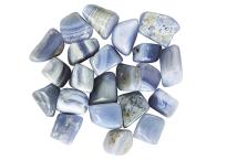 Calcédoine pierre roulée