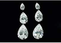 Diamant blanc EF VVS