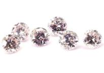 Diamant rose 1.7mm