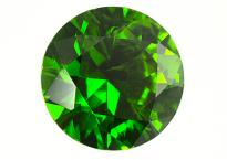 Grenat démantoïde -  Oural - 1.23ct