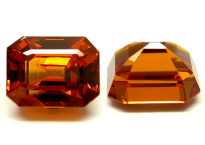 Grenat spessartite 2.87ct