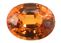 Grenat spessartite 3.24ct