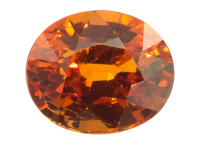 Grenat spessartite 3.36ct