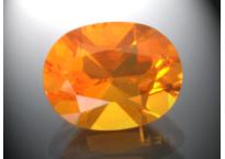 Opale de feu 1.35ct