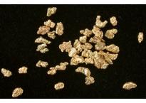 Paillettes d'or