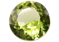 Péridot (olivine) 1.2ct