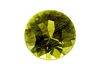 Péridot de météorite 0.38ct