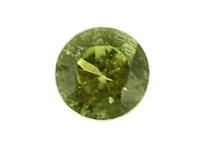 Péridot de météorite 0.17ct