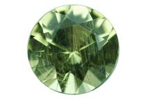 Péridot de météorite 0.28ct