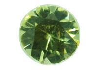 Péridot de météorite 0.07ct